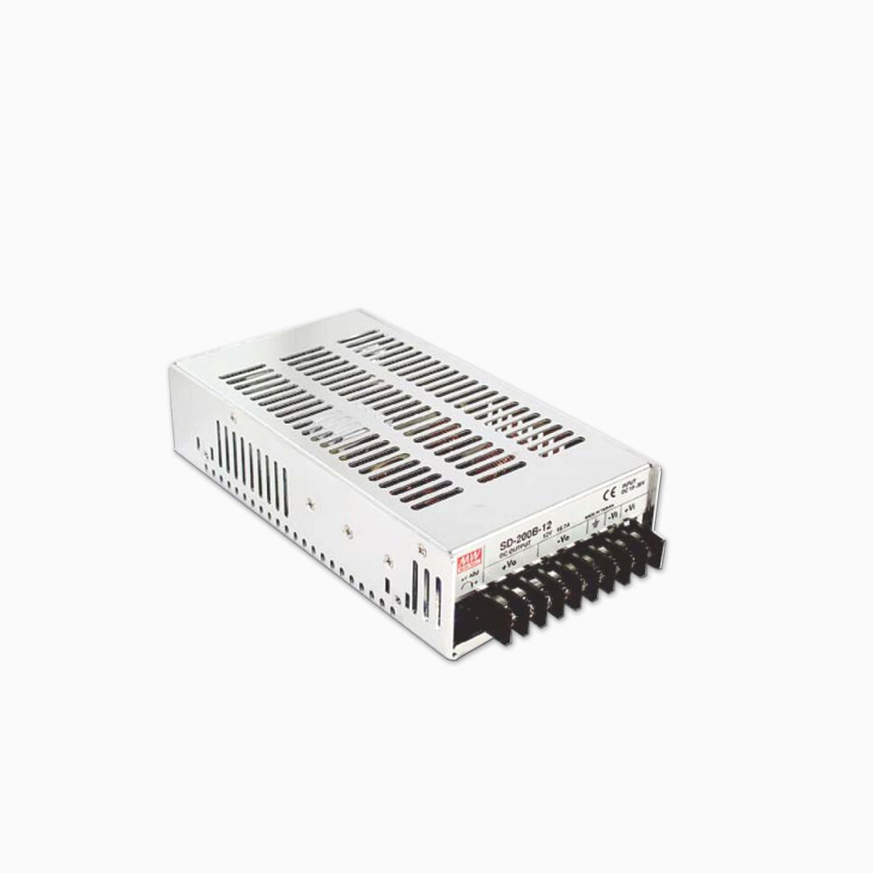 MeanWell DC-DC Wandler SD-200 Serie