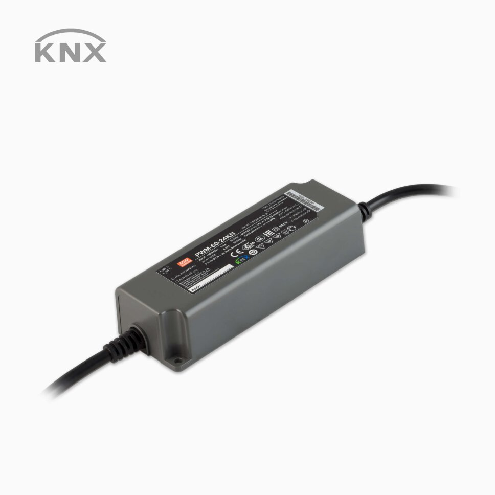 MeanWell KNX LED Netzteil PWM-60-KN Serie